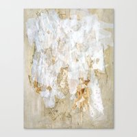 paperdress Canvas Print