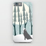 The Wolf Month iPhone 6 Slim Case