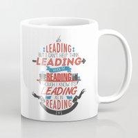 It's Leading Mug