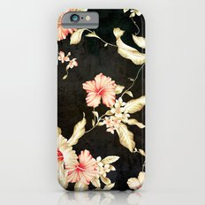 VINTAGE FLOWERS III - for iphone iPhone 6 Slim Case