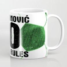Ibrahimovic 10 Rules Mug