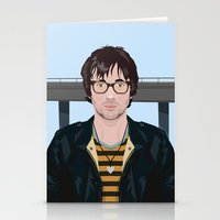 Graham Coxon Under The W… Stationery Cards
