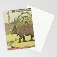 Rhino^2 Stationery Cards
