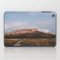 Trail Through The Scotti… iPad Case