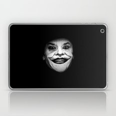 Jack Nicholson as The Joker - Pencil Sketch Style Laptop & iPad Skin