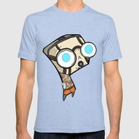 Borderlands Bandit GIR Mens Fitted Tee Tri-Blue SMALL