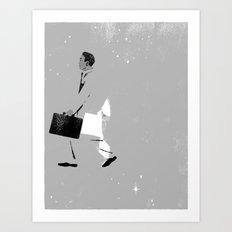 Memories of Tomorrow Art Print