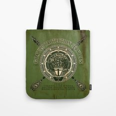 Goa'uld Protection Services Tote Bag