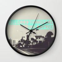 All Good Things Wall Clock