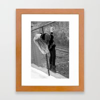 closest Framed Art Print