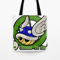 Luigi's Driver Training Tote Bag