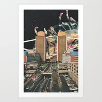 From Rome To Rio Art Print