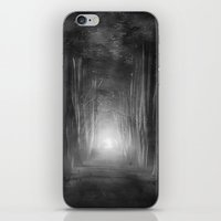 Black And White - Dreams… iPhone & iPod Skin