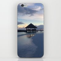 THE PARADISE iPhone & iPod Skin