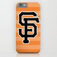 SF Giants iPhone 6 Slim Case