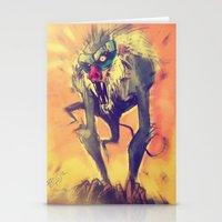Rafiki´s Rage Stationery Cards