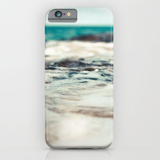 Kauai Sea Foam iPhone & iPod Case