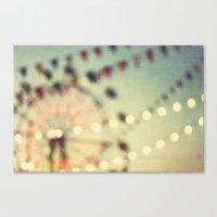 carnival dreams Canvas Print