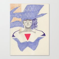 Nonsensical Play 3 Canvas Print