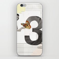 3 - Butterfly March iPhone & iPod Skin