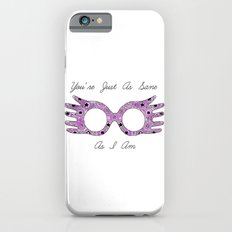 Just as Sane as I Am Slim Case iPhone 6s