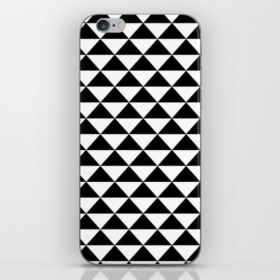 Top - that´s where we are! iPhone & iPod Skin