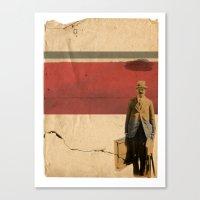 RAIN// Canvas Print