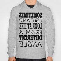 Different Angle Hoody