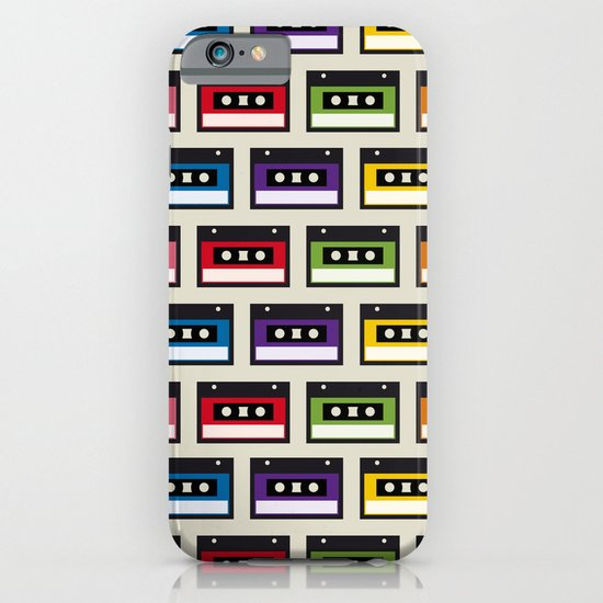 Mix tapes iPhone & iPod Case
