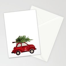 Red Christmas Beetle  Stationery Cards