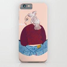 Blue Jeans iPhone 6 Slim Case