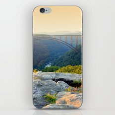 Sunset at Longpoint iPhone & iPod Skin
