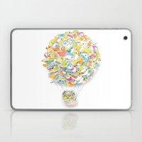 Bird Balloon Laptop & iPad Skin