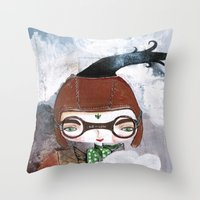 New-View Bhoomie Throw Pillow
