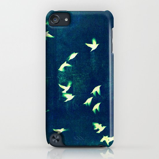 Retro Birds iPhone & iPod Case