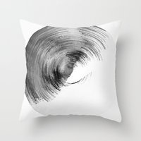 ArcFace  -  Dalì Throw Pillow
