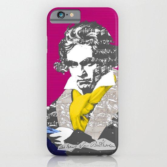 Ludwig van Beethoven 7 iPhone & iPod Case