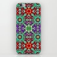 Garden of Jewels iPhone & iPod Skin