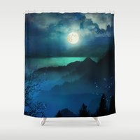 Wish You Were Here (Chap… Shower Curtain