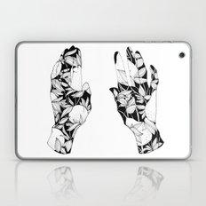 Hands together Laptop & iPad Skin