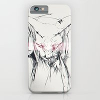 iPhone & iPod Case featuring sphynx by leonard zarnescu