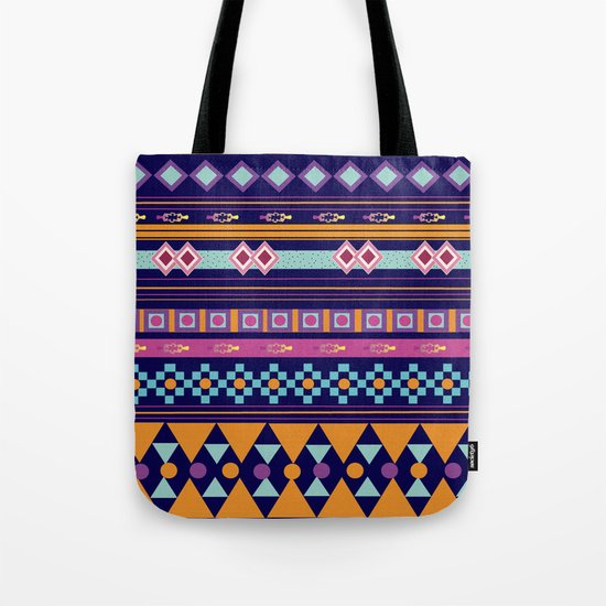 Native Conspiracy  Tote Bag