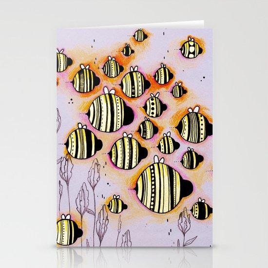Swarm Stationery Card