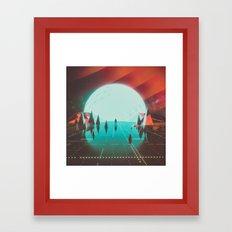 400KELVIN (everyday 08.1… Framed Art Print