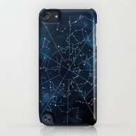 iPhone & iPod Case featuring Celestial Map by Rose's Creation