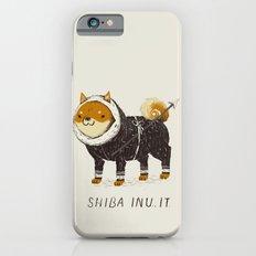 shiba inu-it iPhone 6 Slim Case