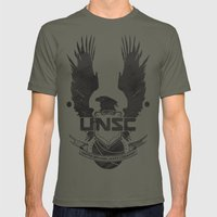 Spartan Hero Mens Fitted Tee Lieutenant SMALL