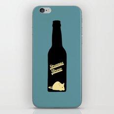 Strange Brew iPhone & iPod Skin