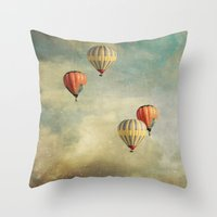 tales of far away 2 Throw Pillow
