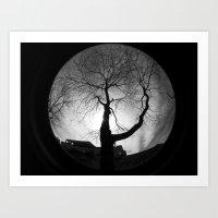 Tree dream Art Print